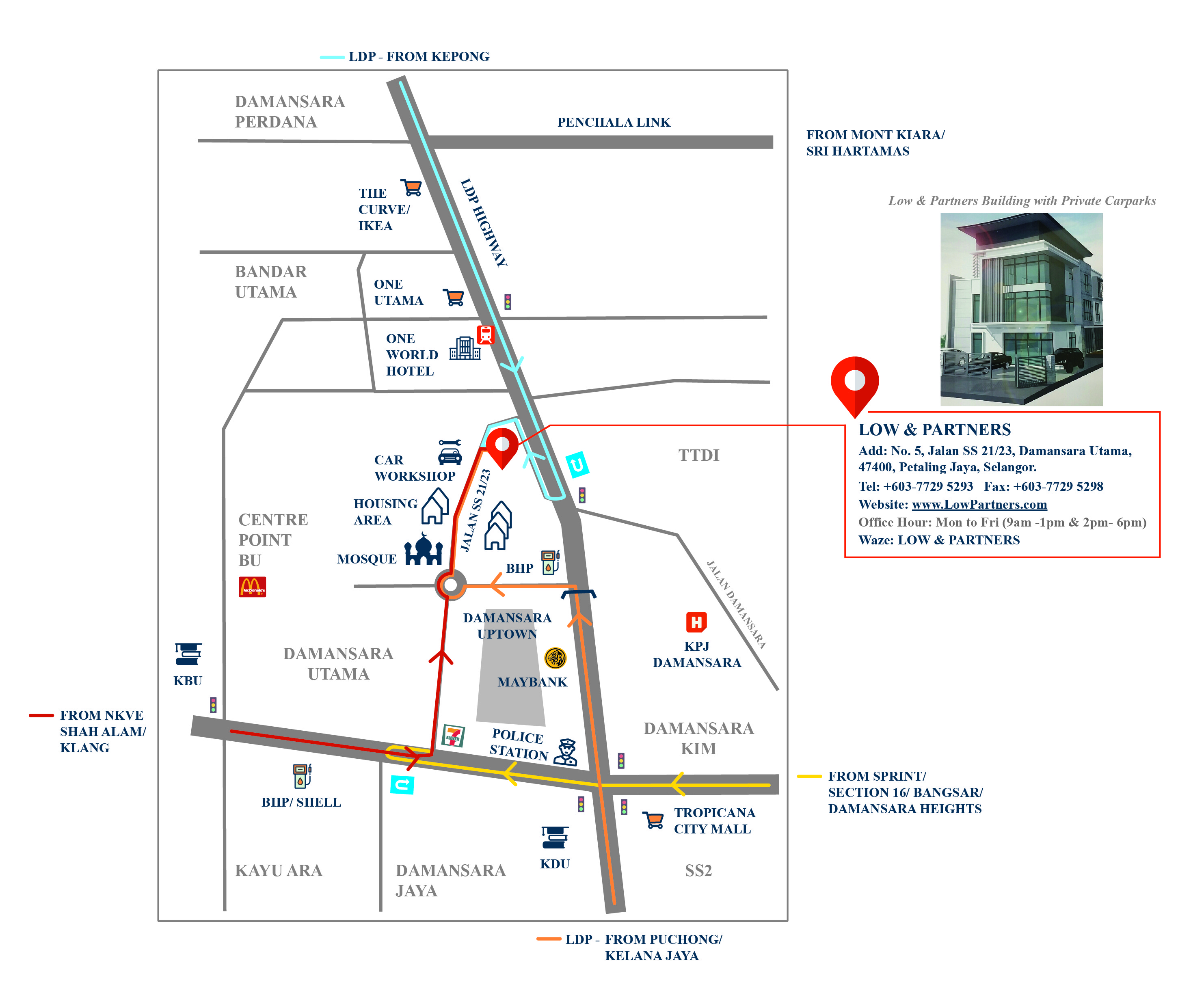 Top Malaysia Law Firm With  Lawyers  Offices In KL Johor Penang - Ikea us map