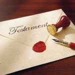Probate and Letter of Administration